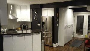 Kitchens Burlington - High Gloss