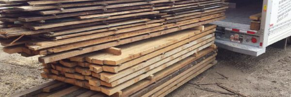 We Sell Reclaimed Wood – Burlington and Waterdown