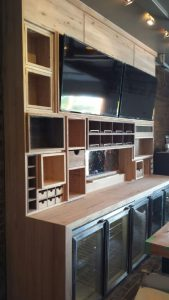 Custom Bars and Woodwork - Burlington and Oakville