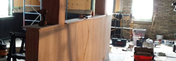 Restaurants, Restaurants, and More Restaurants…Custom Millwork for Restaurants Burlington and Toronto