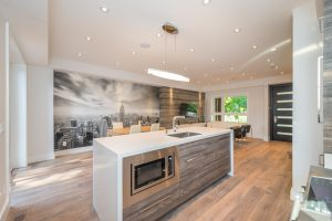 Modern Kitchens Burlington - Stefand Woodwork