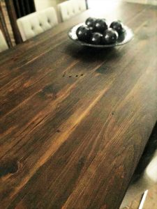 Reclaimed Wood - Harvest Table Burlington 2
