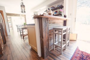 Rustic Kitchen Designs Burlington, Reclaimed Wood Kitchens Burlington - Stefand Woodwork