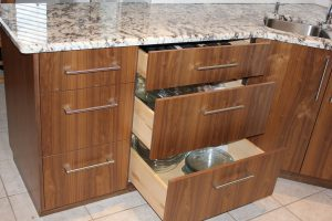 Stefand Woodwork - Walnut Kitchen - European