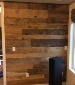 Reclaimed wood cladding burlington and oakville we sell for Selling reclaimed wood